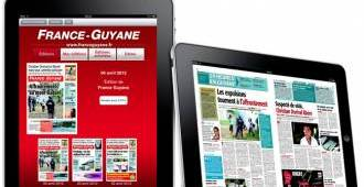Application iPad France-Guyane